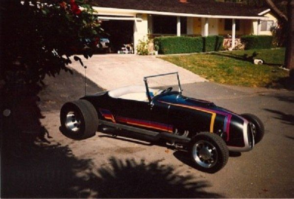 how to build a street rod 1927 Ford track T roadster