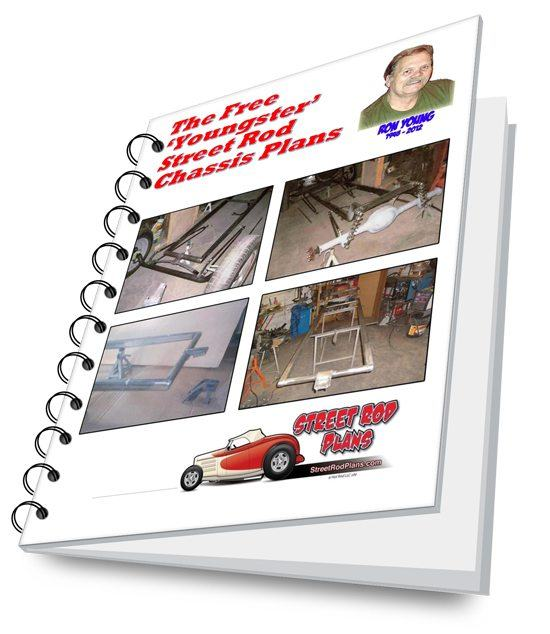 free street rod chassis plans