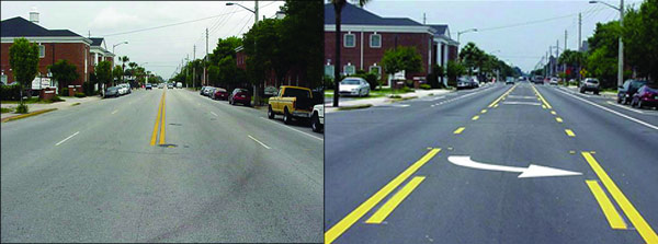 Your classic road diet before picture.