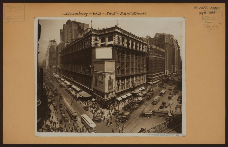 34th Street Has Changed Before, And It Can Change Again ...