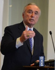 Bill Bratton. Photo: Transportation Alternatives