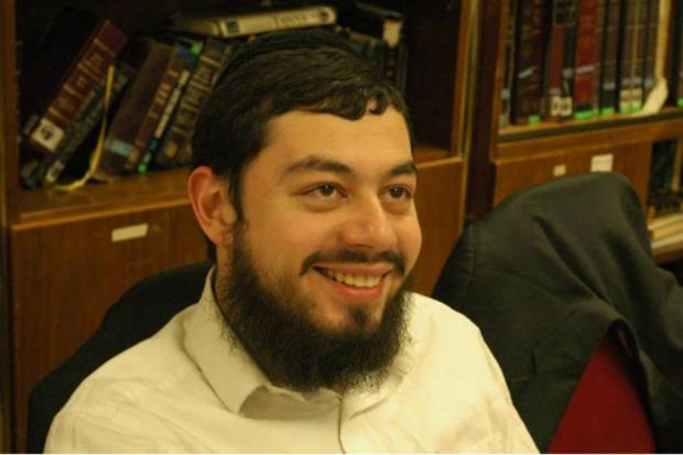 Gedalya Grinzaid was crossing a street in Crown Heights when he was fatally hit by a Department of Sanitation truck driver. No charges were filed. Photo: ##http://www.dnainfo.com/new-york/20140223/crown-heights/25-year-old-struck-killed-by-nyc-sanitation-truck##DNAinfo##
