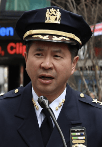 NYPD Chief of Transportation Thomas Chan. Photo: NYC DOT