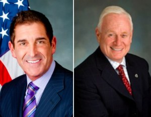 Senators Jeff Klein and Marty Golden
