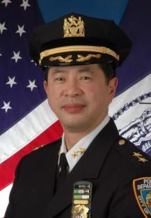NYPD Chief of Transportation Thomas Chan. Image: NYPD
