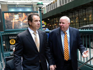 It's in Cuomo's hands now: The MTA Reinvention Commission is set to release its final report soon. Photo: MTA/Flickr