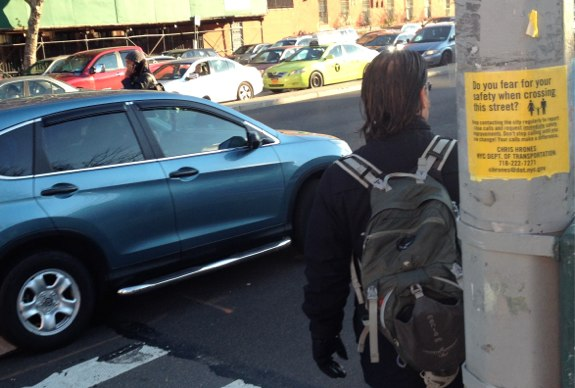 Advocates have urged Mayor de Blasio to take action to improve safety on arterial corridor such as Atlantic, which account for most pedestrian fatalities.
