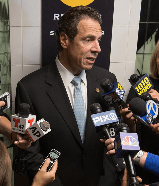 All eyes on the governor: What will he say about the Move NY fair tolling plan? Photo: Governor's Office/Flickr
