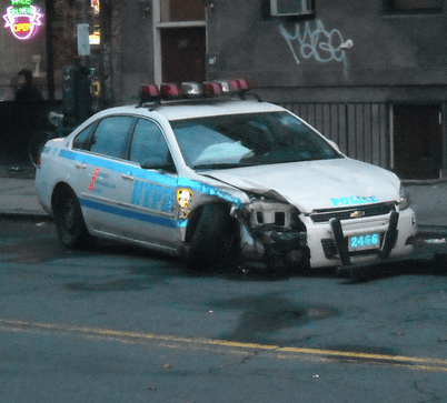 NYC Now Tracking Crashes Involving City Government Fleet