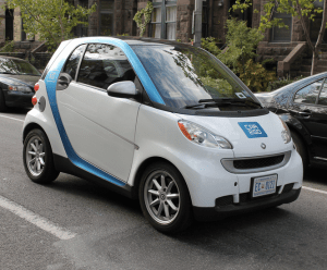 After 280,000 trips in Brooklyn, has Car2Go led to more driving, or less? We still don't know. Photo: Elvert Barnes/Flickr