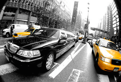 It shouldn't matter what color your taxi is -- but it should matter where the trip goes. Photo: Shuggy/Flickr
