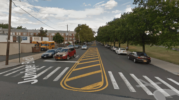 Driver Backing Up to Park Severely Injures Cyclist in Middle