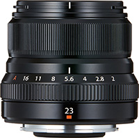 Fuji 23mm f/2 Lens - XT2 Street Photography Review