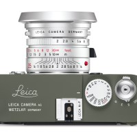 Leica M-P Safari Set: It's Not Easy Being Green