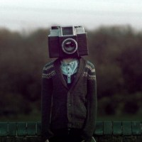 Video: The Boy With A Camera For A Face