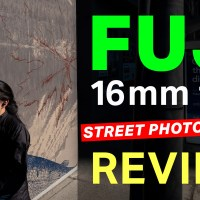 Fuji 16mm f2.8 Street Photography Review - Too Wide For Street?