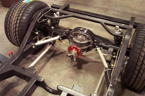 Rear Suspension 4 Bar Hairpins Ladder Bars | Autos Post