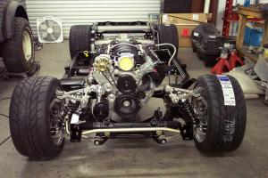 19631967 C2 Replacement Chassis  Chassis Packages