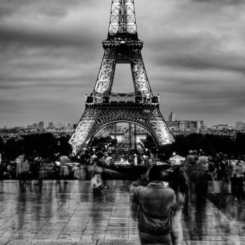 Eifel Tower from Trocadero Square