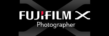 FijiFilm X Photographer