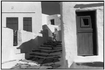 Henri Cartier-Bresson - Greece, 1961. Cyclades, Island of Siphnos