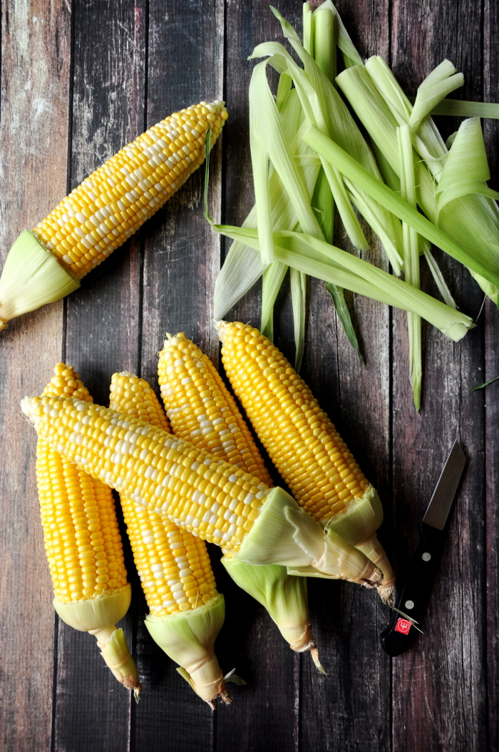 Caribbean-Style Corn on the Cob