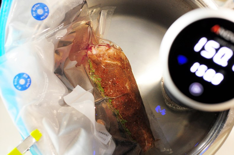 48-Hour Sous Vide Lamb Shank Recipe