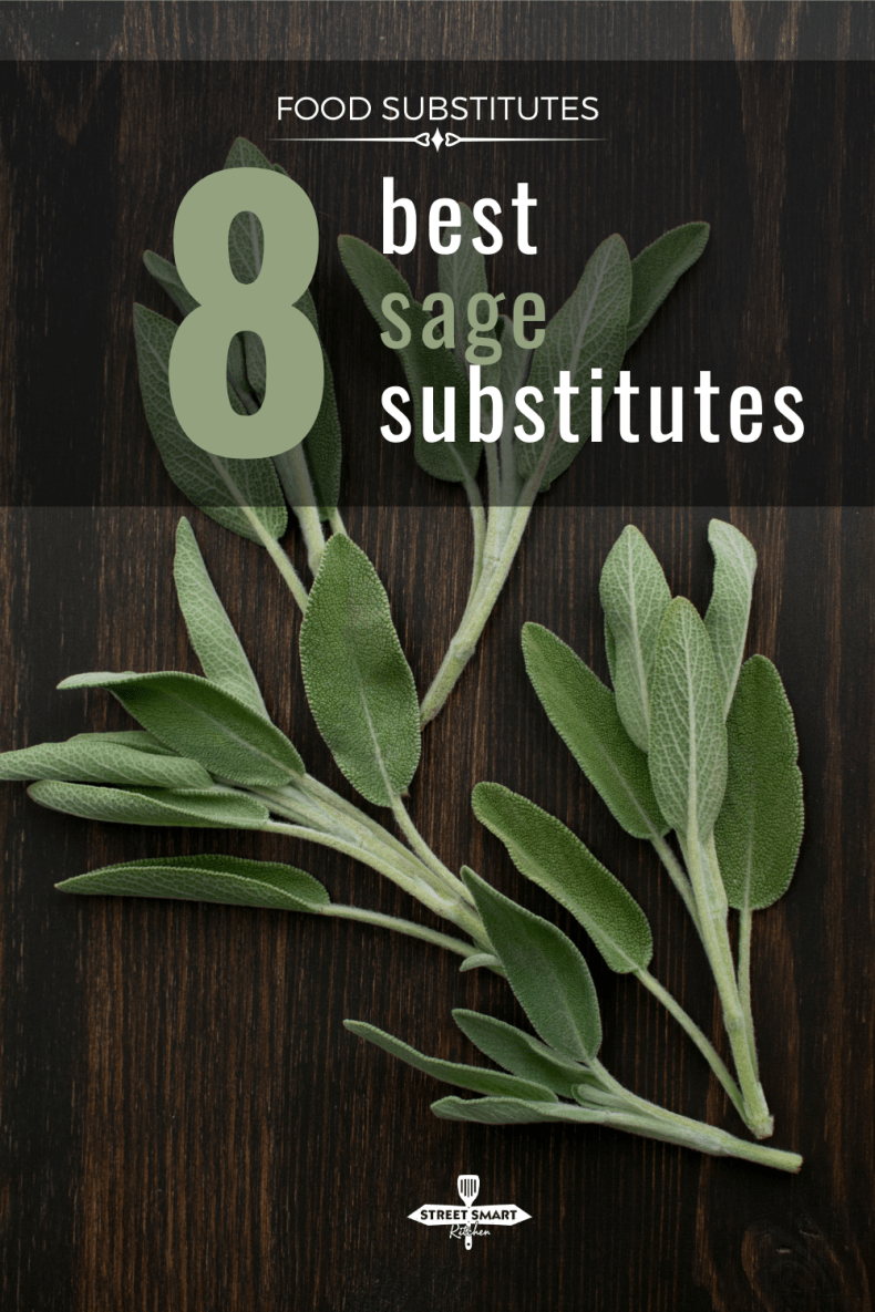 What are the best sage substitute options? Learn which herbs can create similar flavors to sage in your recipes and how to properly substitute.