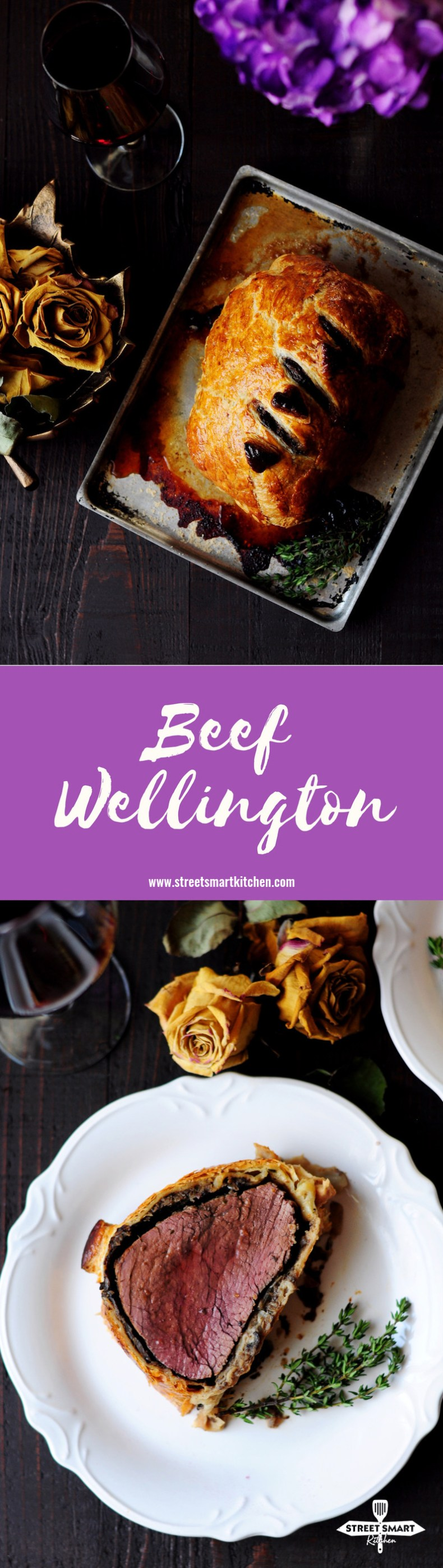 Beef Wellington Recipe