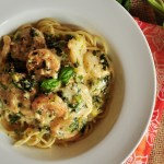 Try this seafood pasta recipe with a Cajun twist. It turns a classic creamy pasta dish into something new with a zesty blend of spices.