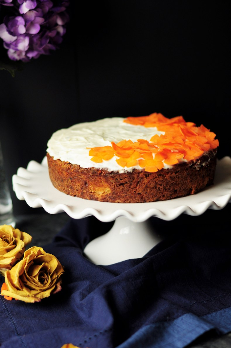 This is hands-down the best carrot cake recipe you will ever make. It's so incredibly moist and deliciousthat everyone will beg for.