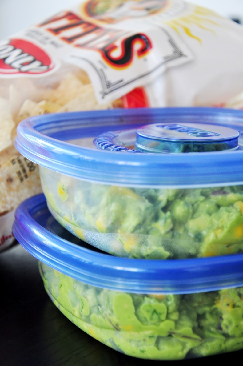 How to Store Guacamole