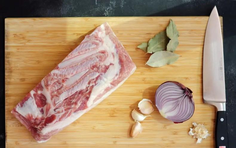 pork adobo ingredients