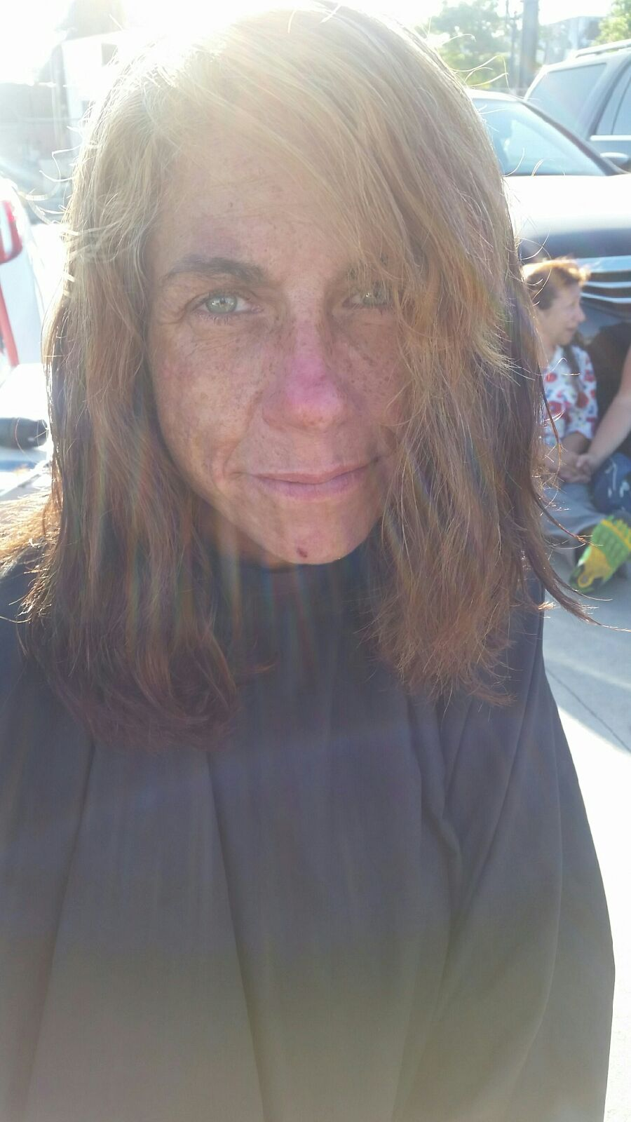 Homeless Hair Cuts Downtown San Diego Special Thanks