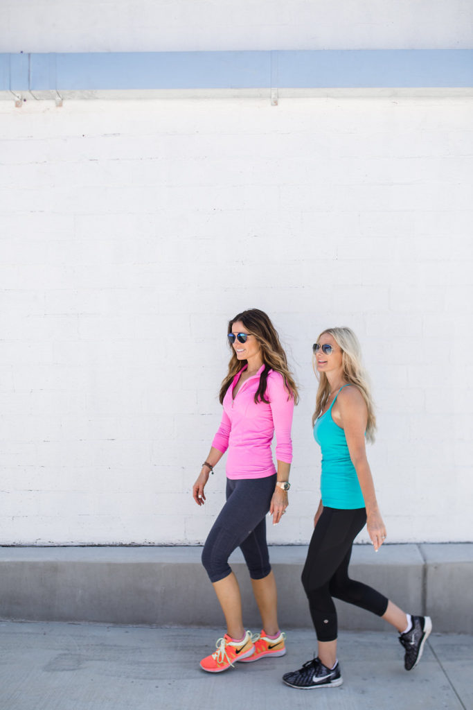 Workout Wear #Nsale / Wellness Tips/ The Street Edit / Dallas Fashion Blogger/ Tiffany Davros/