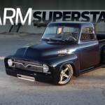 Farm Superstar Kindig It Design S 54 Ford F 100 Street Trucks