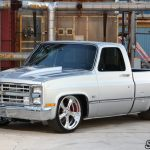Stainless Square A Bad To The Bone Box Style Bullet Street Trucks