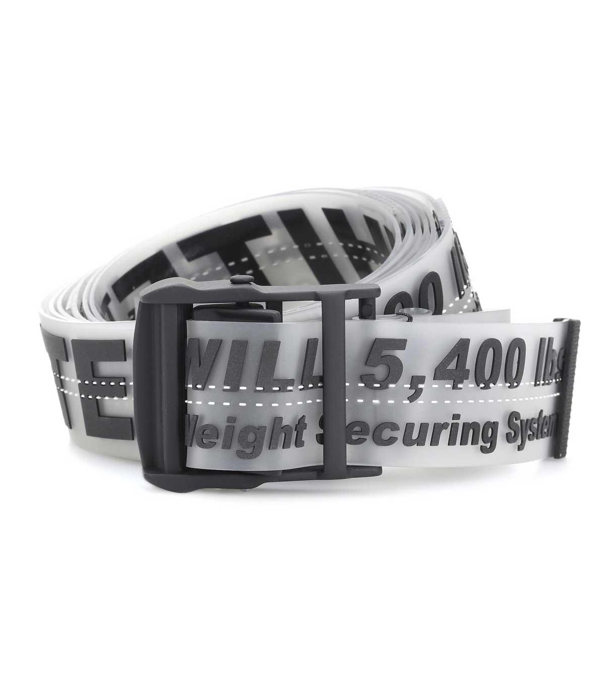 Grey 200CM 2019 New Off White Belt White