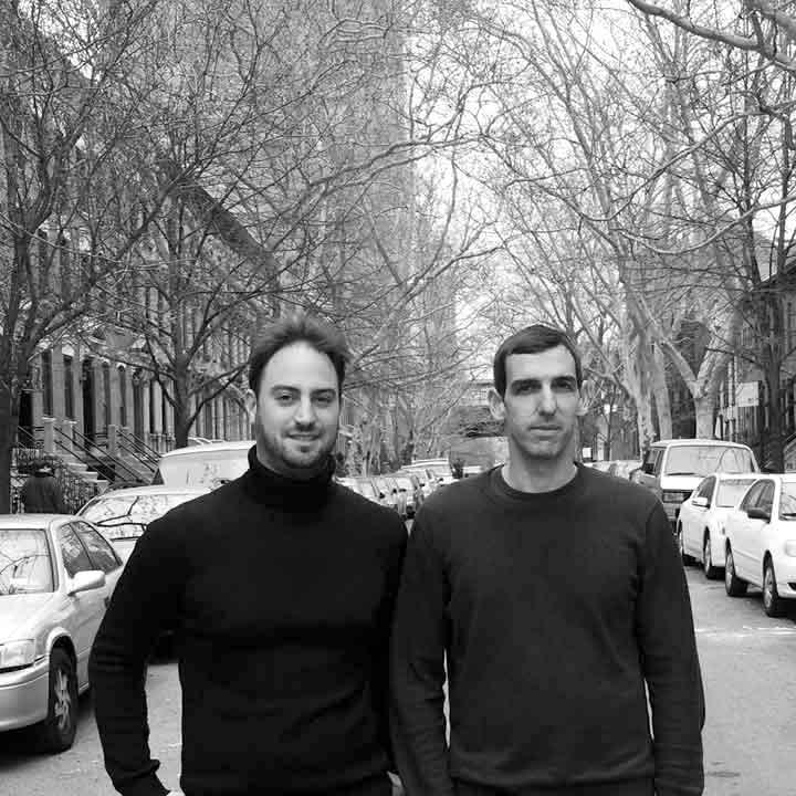 Andrew Silverstein y Dan Shaki