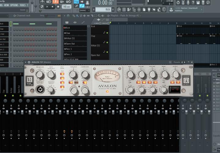 Beat Mixing