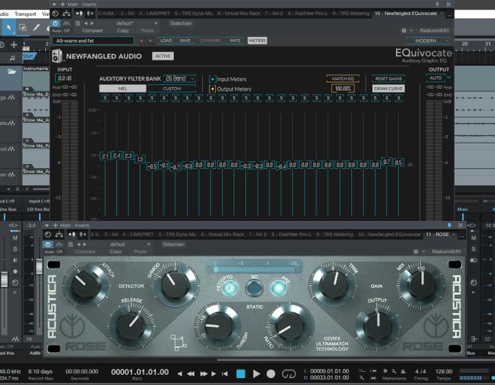 Audio Mixing & Mastering
