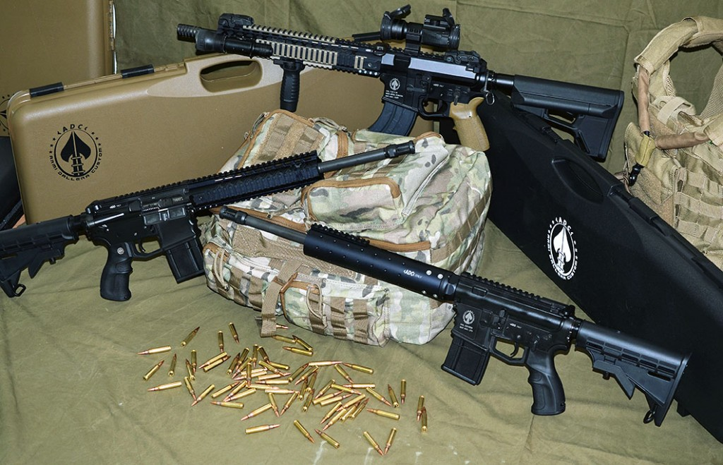 ADC puške že na zalogi