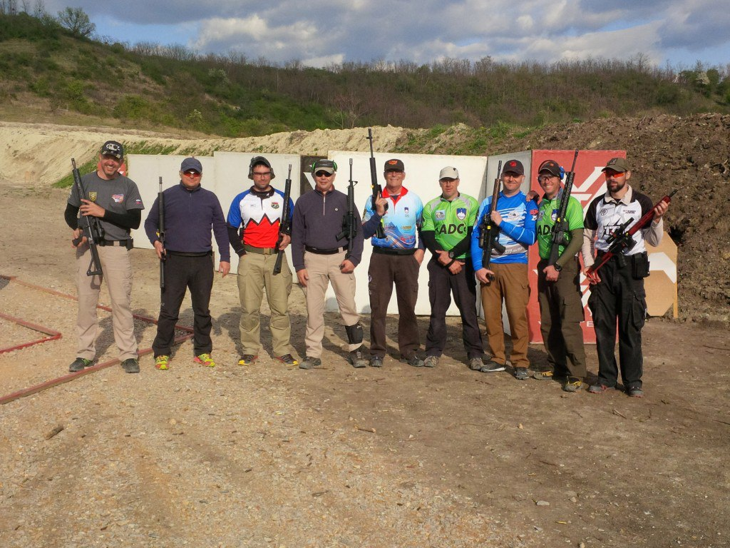 BÜKK mountain rifle Open – Madžarska 2015