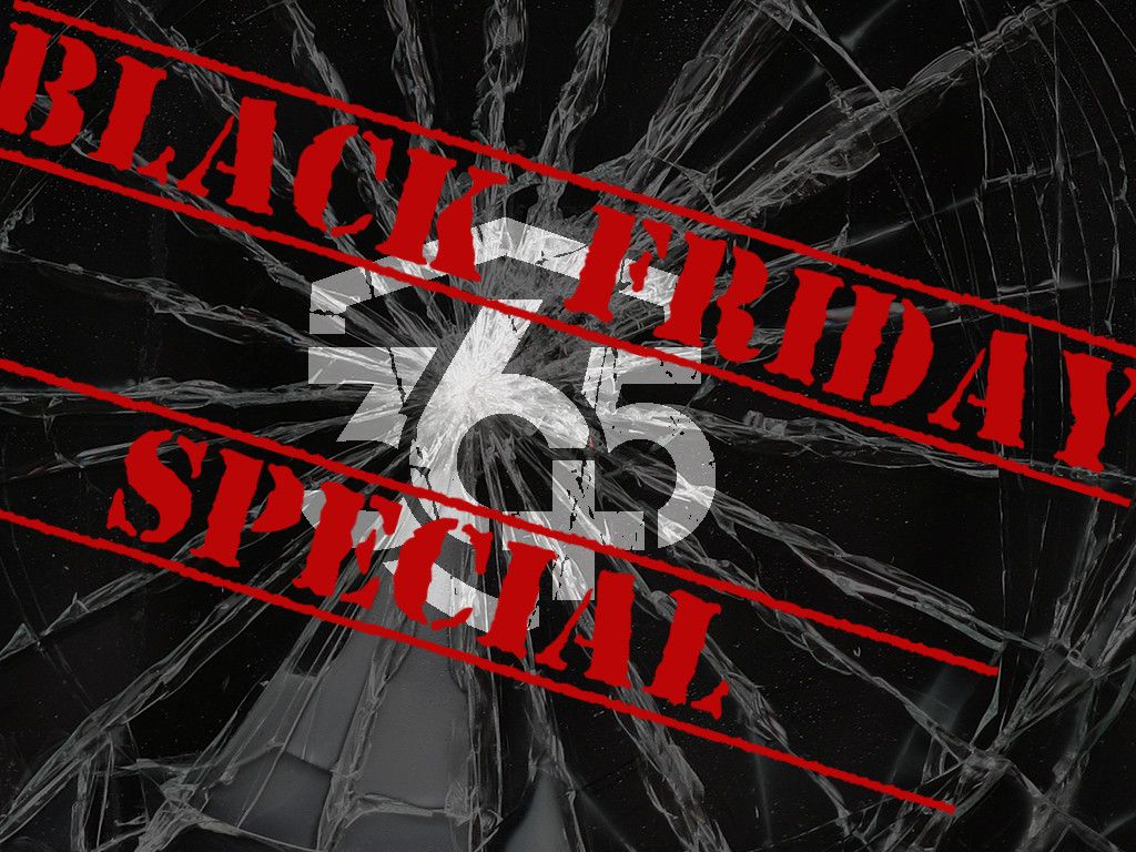 Black Friday akcija pri 365 Plus
