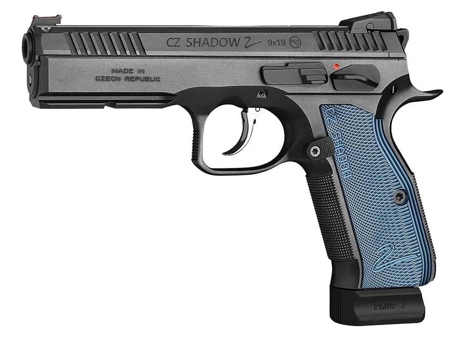 Pištola za IPSC tovarniško skupino- produkcijo (Production Division)