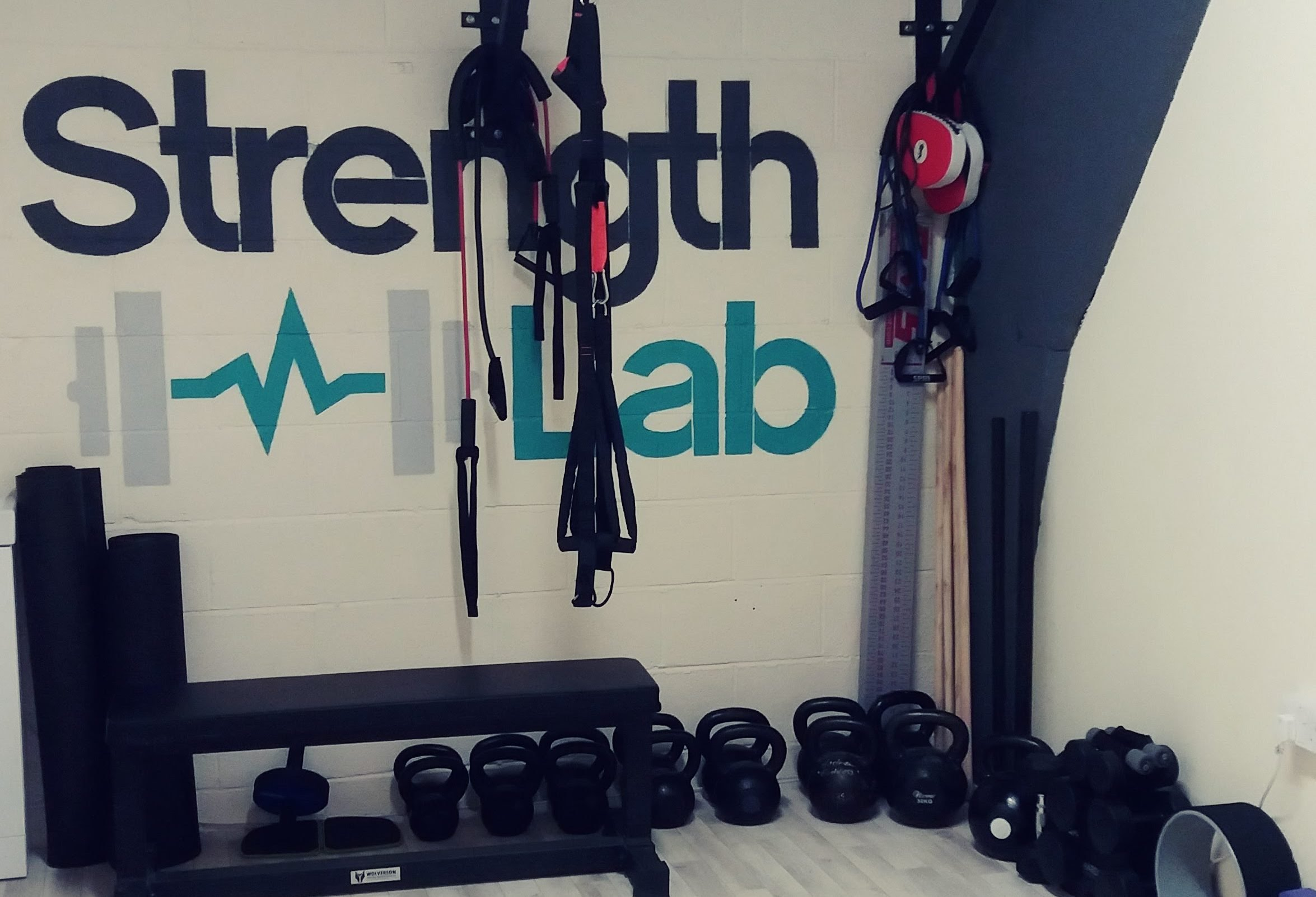 Welcome to StrengthLab