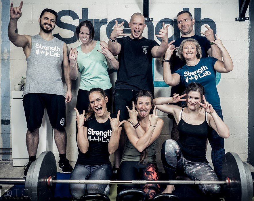 Bristol's Small Group Personal Training Studio