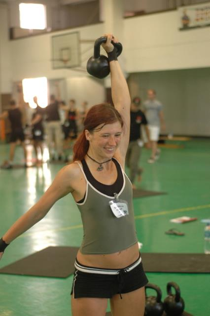 Beating Bulimia with a 16kg Kettlebell (by Nat)