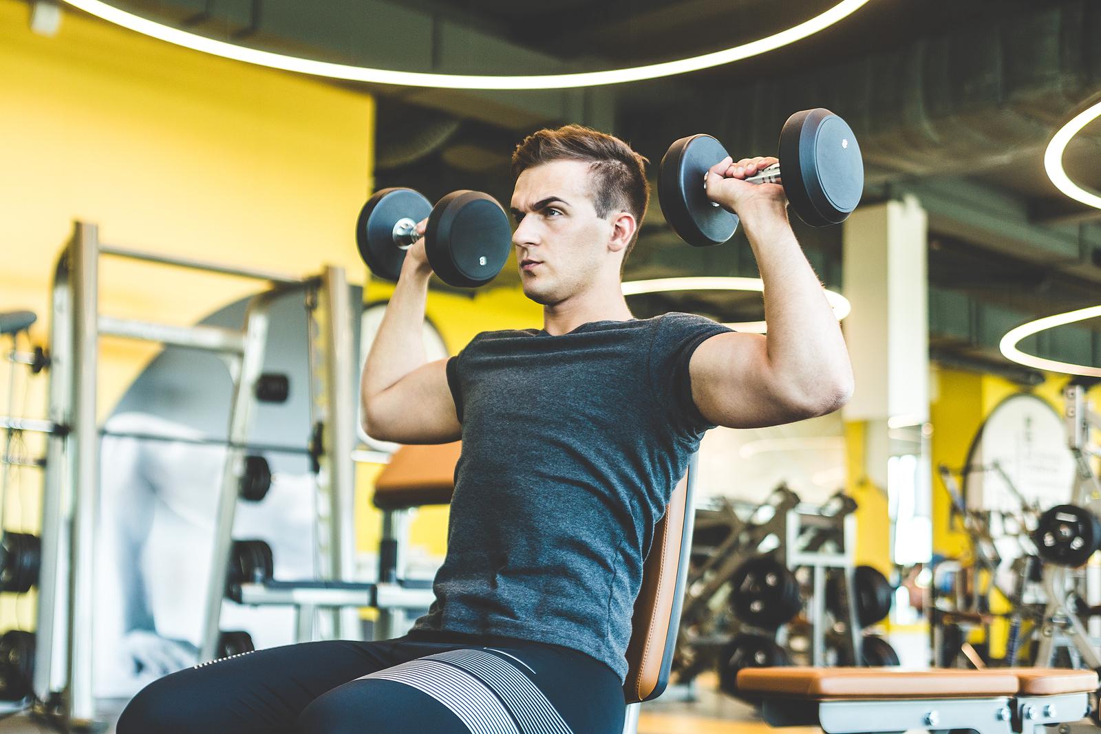 Full body hypertrophy workout program