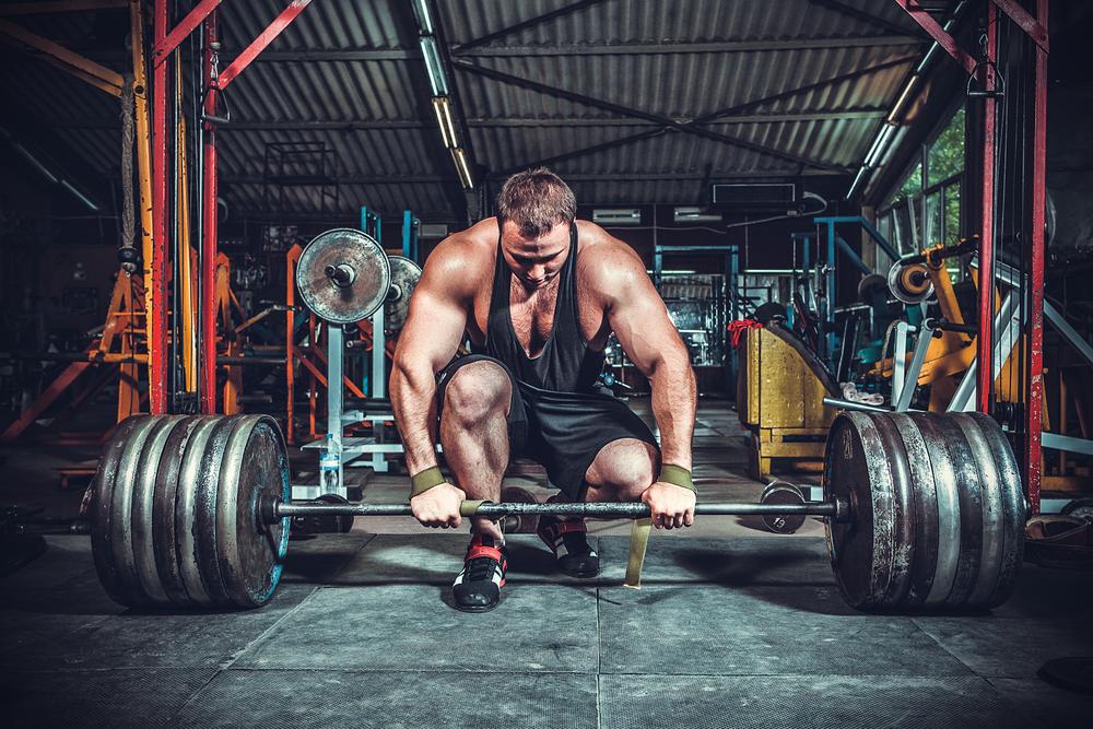 light or heavy training